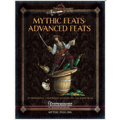 Mythic Feats - Advanced Feats Softcover