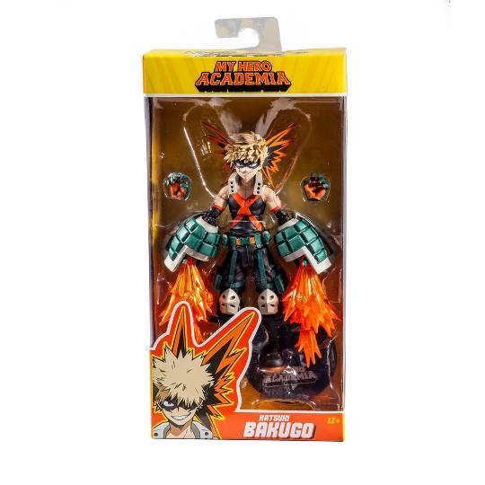 "My Hero Academia Bakugo 7"" Action Figure image number null"