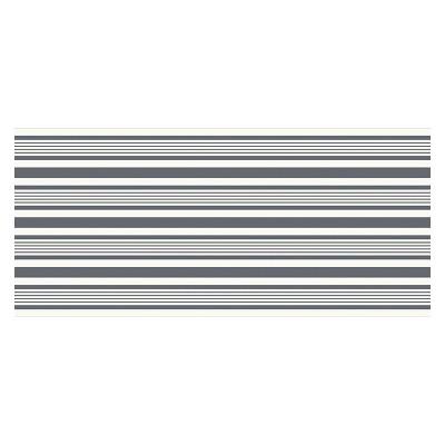 Gray Striped Comfort Mat - Threshold™