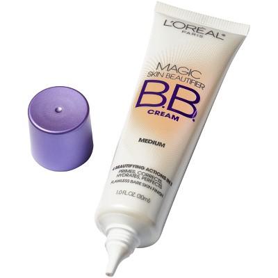 L'Oreal Paris Magic BB Cream 814 Medium 1 fl oz, Medium 814