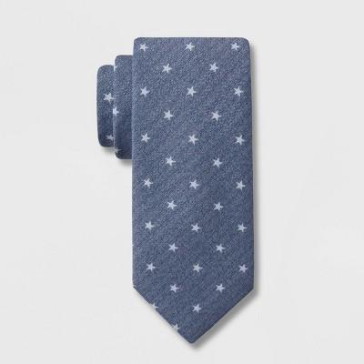Men's Patriot Star Tie - Goodfellow & Co™ Navy One Size