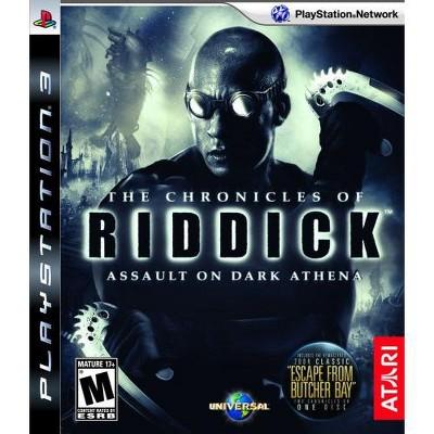 Riddick: Assault on Dark Athena - PlayStation 3