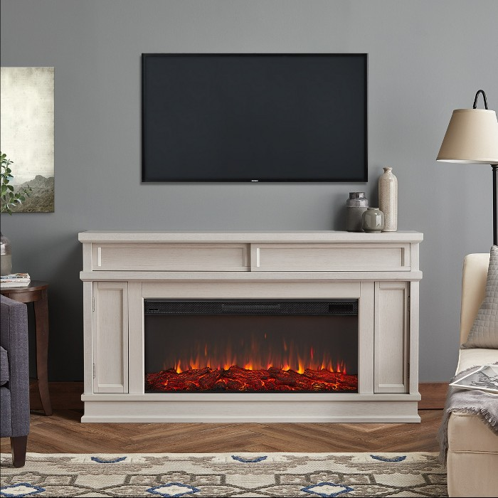 Real Flame Torrey Electric Fireplace - image 1 of 6