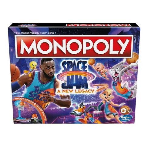 Monopoly Game: Space Jam: A New Legacy Edition - image 1 of 4