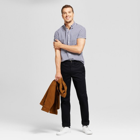 Men's Straight Fit Hennepin Chino Pants - Goodfellow & Co™  - image 1 of 3