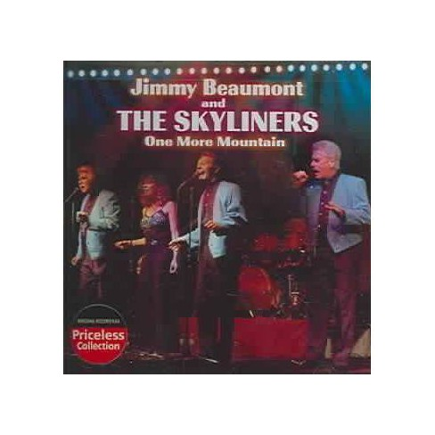 Jimmy Beaumont - One More Mountain (CD) - image 1 of 1