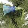 "Morawski 3.5"" Blue Flower Spring Clip On - image 2 of 2"