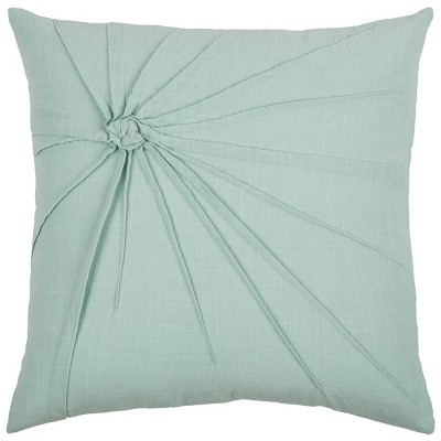 """18""""x18"""" Poly Filled Square Throw Pillow - Rizzy Home"""