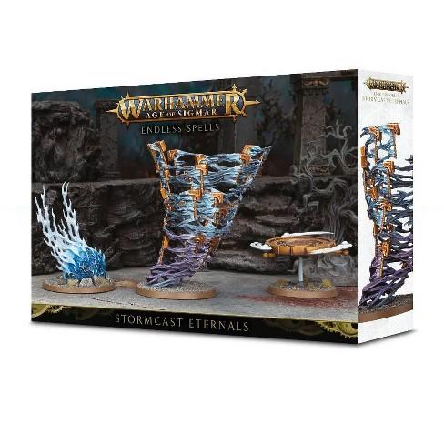 Age of Sigmar Stormcast Eternals - Endless Spells Miniatures Box Set - image 1 of 1