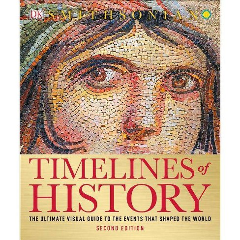 Timelines of History - (Paperback) - image 1 of 1