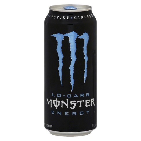 Monster Energy, Lo-Carb - 16 fl oz Can - image 1 of 1