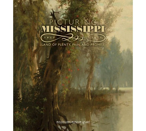 Picturing Mississippi 1817-2017 : Land of Plenty, Pain, and Promise (Hardcover) (Jochen Wierich & - image 1 of 1