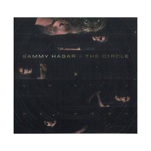 Sammy Hagar - Space Between (CD) - image 1 of 1