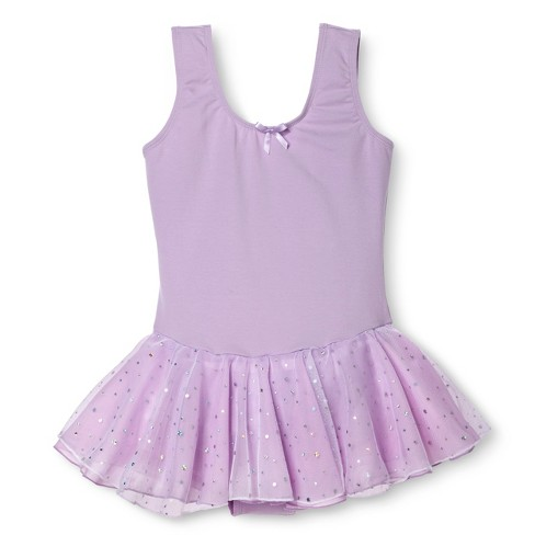 Danz N Motion&#174 by Danshuz&#174 Girls' Activewear Dress -  Lavender 10 - image 1 of 1