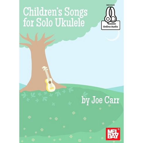 Mel Bay Childrens Songs for Solo Ukulele - image 1 of 1