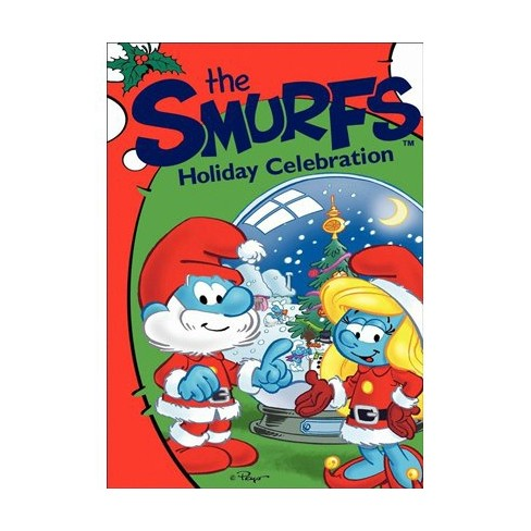 The Smurfs: Holiday Celebration (dvd_video) - image 1 of 1