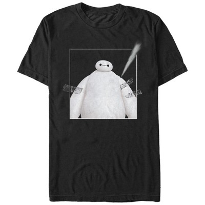 Men's Big Hero 6 Baymax Taped T-Shirt