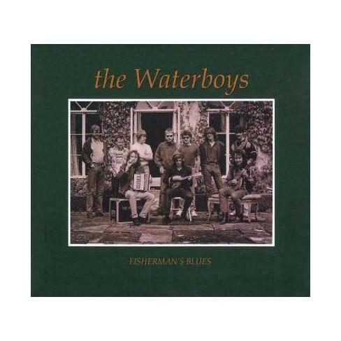 Waterboys - Fisherman's Blues (CD) - image 1 of 1