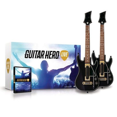 Guitar Hero Live 2 Guitar Bundle Pack PlayStation 4 - image 1 of 1