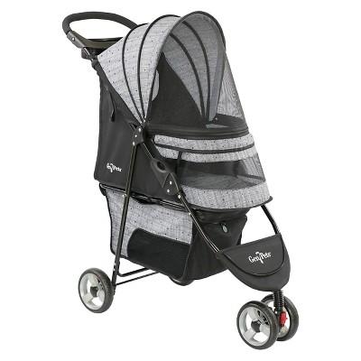 "Gen7Pets Regal Plus Dog & Cat Stroller - 38""L x 17""W - Starry Night"