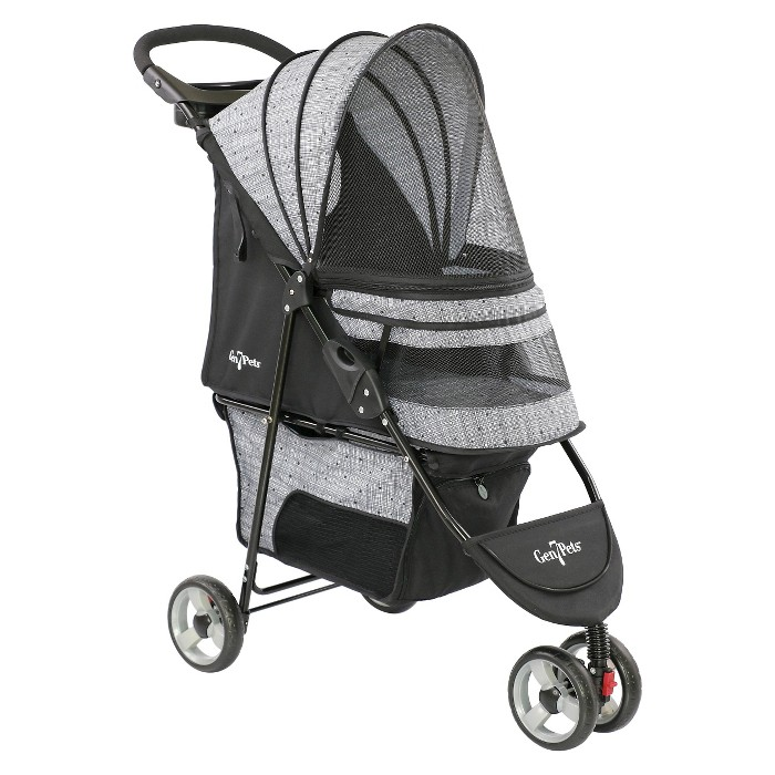 "Gen7Pets Regal Plus Dog & Cat Stroller - 38""L x 17""W - Starry Night - image 1 of 8"