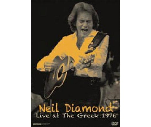 Neil diamond:Live at the greek theatr (DVD) - image 1 of 1