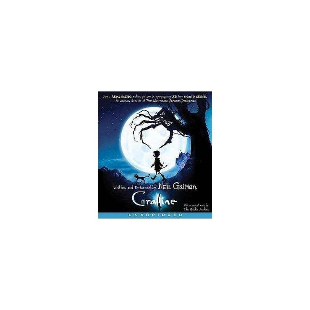 Coraline (Unabridged) (CD/Spoken Word) (Neil Gaiman)