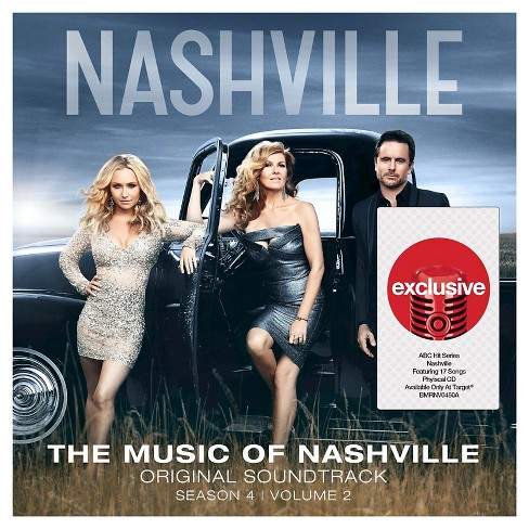 Nashville Season 4 Volume 2 (Target Exclusive) - image 1 of 1