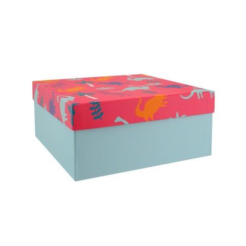 Dino Printed Gift Box Spritz