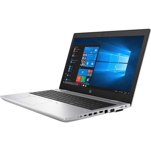 "HP ProBook 650 G5 15.6"" Notebook - 1920 x 1080 - Core i5 i5-8265U - 8 GB RAM - 16 GB Optane Memory - 256 GB SSD - Windows 10 Pro 64-bit - image 1 of 4"
