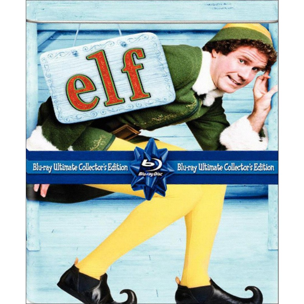 Elf:Ultimate Collector's Edition (Blu-ray)