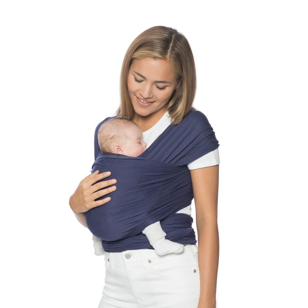 Image of Ergobaby Aura Baby Wrap - Indigo