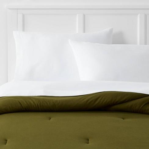 Jersey Solid Comforter - Room Essentials™ - image 1 of 4
