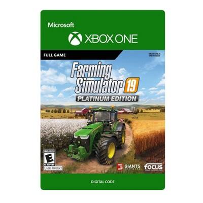 Farming Simulator 19: Platinum Edition - Xbox One (Digital)