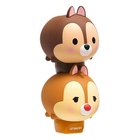 Lip Smacker Disney Tsum Tsum Lip Balm Duo - Chip and Dale - image 1 of 4