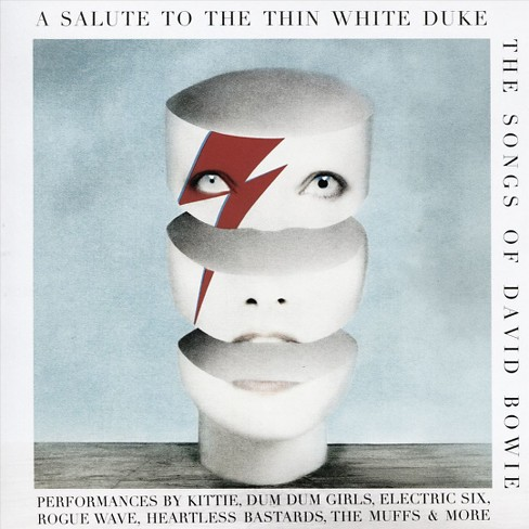 Various - Salute to the thin white duke:Songs (CD) - image 1 of 1