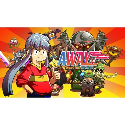 Away: Journey to the Unexpected - Nintendo Switch (Digital)