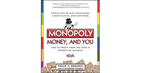 Monopoly, Money, and You (Paperback) - image 1 of 1