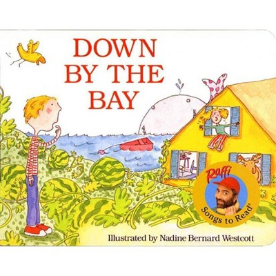 Down by the Bay By Raffi (Raffi Songs to Read)(Board Book)
