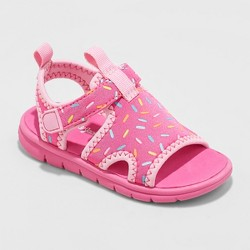 Toddler Girls' Florida Sport Water Shoes - Cat & Jack™ Fuchsia
