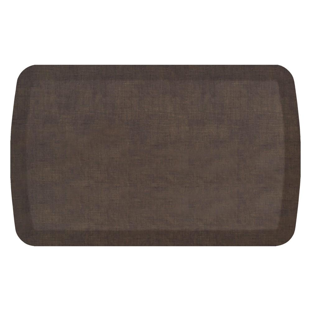 """Image of """"Floor Mat Dusty Brown 1'8""""""""X2'8"""""""" - GelPro"""""""