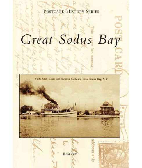 Great Sodus Bay (Paperback) (Rosa Fox) - image 1 of 1