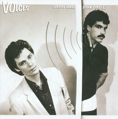 Hall & oates - Voices (CD) - image 1 of 1
