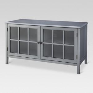 Windham TV Stand Gray - Threshold