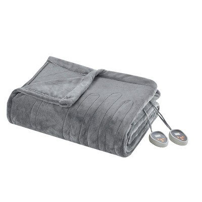 Plush Electric Blanket - Beautyrest