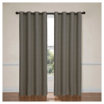 Bobbi Thermaweave Blackout Curtain Panel - Eclipse