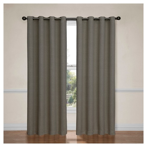 Bobbi Thermaweave Blackout Curtain - Eclipse™ - image 1 of 2