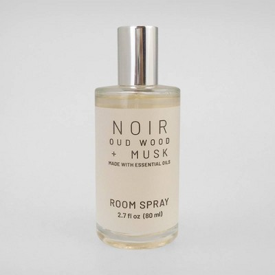 2.7oz Room Spray Noir - Oud Wood & Musk - Project 62™