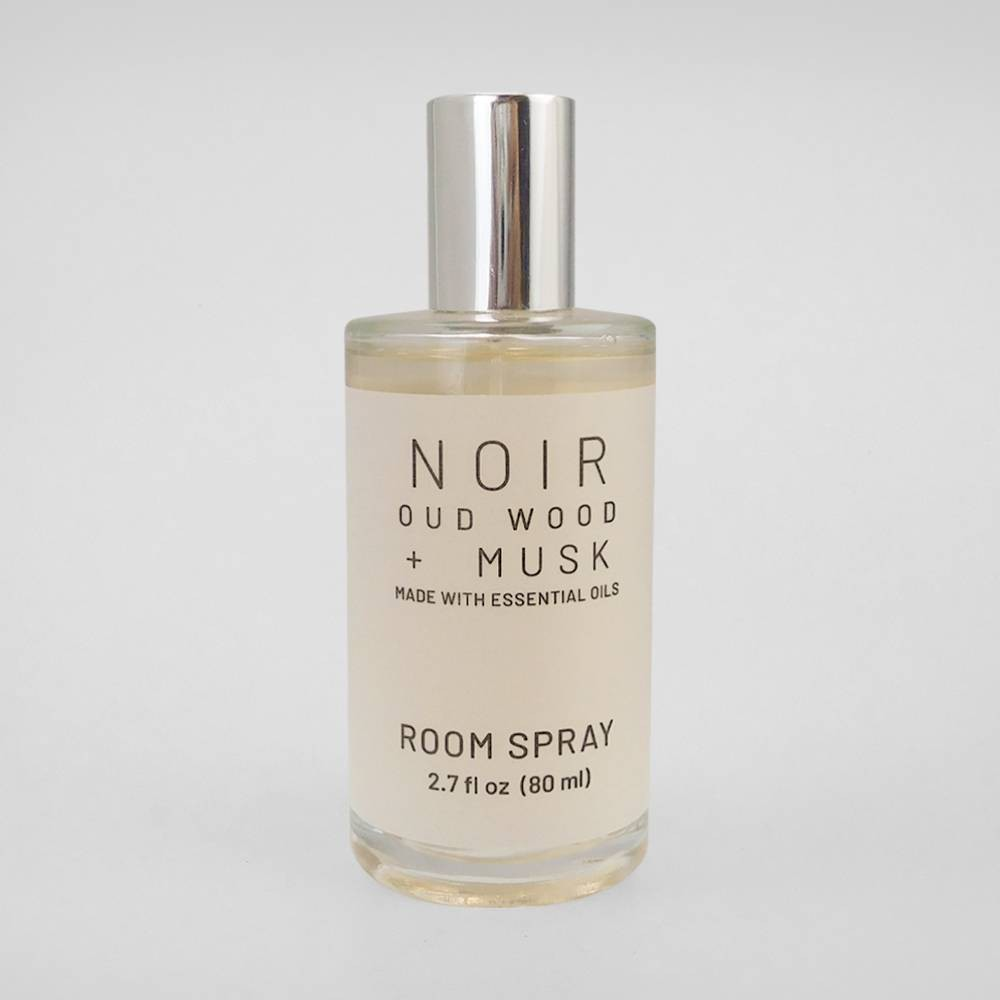 Image of 2.7oz Room Spray Noir - Oud Wood & Musk - Project 62