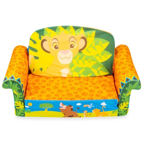 Marshmallow Lion King Furniture Flip Open Sofa